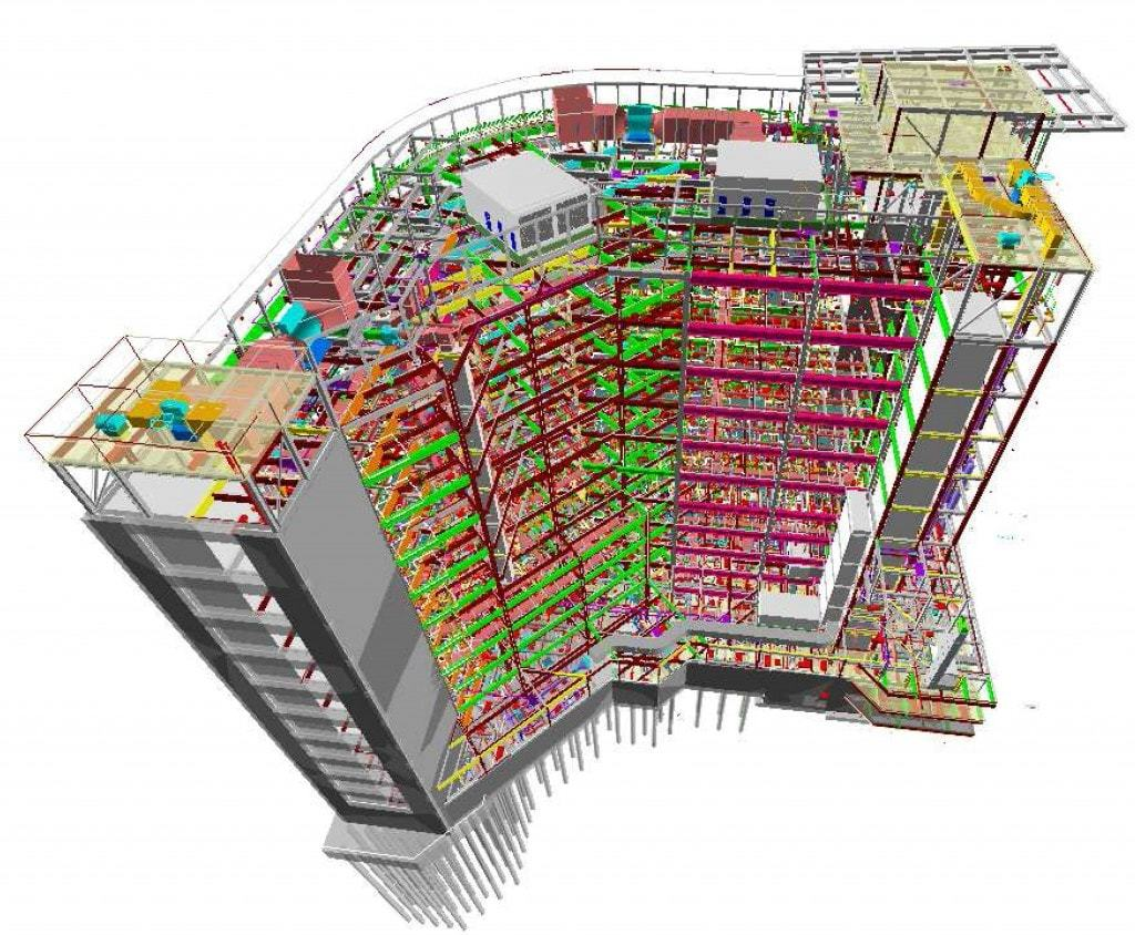 Advantages Of Building Information Modeling Bim Walsh